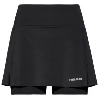 814539_HEAD Club Basic Skort Long W BK_0