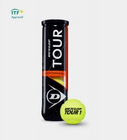 Dunlop Tour Performance 4er